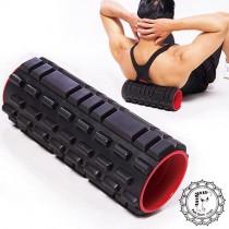 《Fun Sport》撼動力-輕擊勁滾棒-(滾桶/瑜珈柱/瑜珈棒/Foam roller)台製