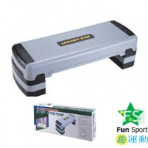 《Fun sport》 樂氧三段式階梯踏板