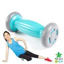Fun Sport 【筋魔王】-深層筋膜按摩滾輪棒/按摩器/舒壓