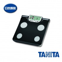 ★團購四組現折1000元★TANITA BC601-BK 軀幹及左右部位體組成計體脂計 體重計  (SD記憶卡)(黑色)