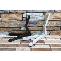 三角手機支架 追劇必備神器  懶人摺疊支架 桌面三腳支架 平板支架