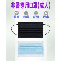 非醫療用口罩(成人) 熔噴布一般口罩 防塵口罩