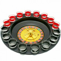 俄羅斯輪盤遊戲 過年遊戲罰酒喝酒玩具懲罰
