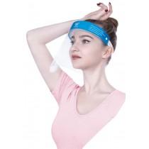 可調高清面罩 防噴濺  廚房用可防油 臉部安全防護 騎機車 外出旅遊必備