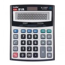 日本伊瑪計算機(稅額型)算帳會計數學 桌上型太陽能計算機