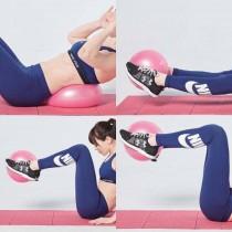 抗力瑜珈球28cm防爆韻律球瑜珈球 / 抗力球 肢體伸展 美化曲線 放鬆身心 兼具娛樂與健身男女老少皆適宜