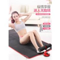 [現貨]仰臥起坐輔助器 健腹器吸盤式仰臥起坐輔助器家用健身器材男女士腹部