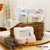 浴巾毛巾套裝 珊瑚絨質地細緻柔軟 手感輕薄 溫和親膚 不易脫線 透氣舒適 吸水性強 顏色亮麗