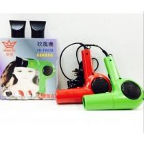切貨皇瑩吹風機 三段式風速調整 自動控制溫度 過熱斷電保護裝置