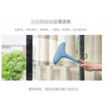 紗窗清潔刷 可直接紗窗上擦拭 不用拆卸窗戶 輕鬆省力 加長手柄設計