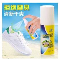(預購)鞋襪除臭抗菌噴劑  除臭抗菌 不會刺鼻 抑菌消臭 中和分解 清新乾爽 拒絕腳臭 體積小巧 方便攜帶 輕輕一噴 清新