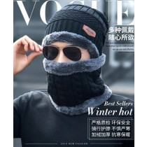 (預購)成人帽子兩件套 防風防寒 帽緣貼合頭部 保暖 抗寒 超強彈力 不緊勒 外出旅遊 騎車登山必備