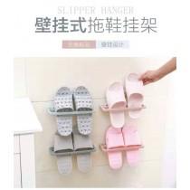 無痕壁掛鞋架 免釘 免鑽 黏貼無殘膠 三角置物架 節省空間 壁面鞋子收納架