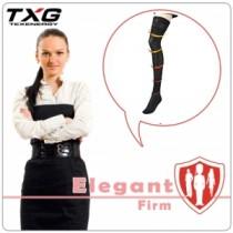 TXG 蕾絲調整大腿襪(進階型)