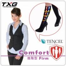 TXG 女用舒柔減壓襪-進階型
