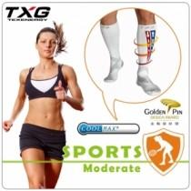 TXG 運動機能減壓襪-男女適用