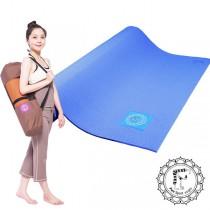 《Fun Sport》PER環保瑜珈墊-莓果藍(送束帶+EASY GO背袋)