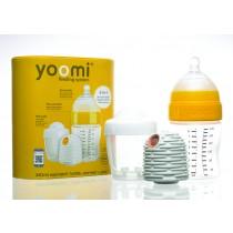 英國 yoomi 240mL 自熱防脹氣奶瓶組 8安士奶瓶