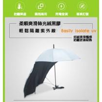採茶工作傘 (戶外工作者必備) 採茶遮陽傘 可背式 摘花工作 釣魚防曬傘 摘果雨傘 遮陽長柄傘