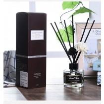 薰香瓶 典雅玻璃瓶禮盒 家中 辦公室擺放賞心悦目 臥室 浴廁自然散發香氣 送禮交換禮物