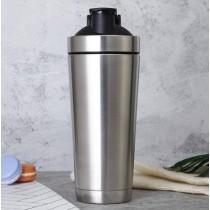 [預購]700ml冰霸直飲杯304冰霸雙層直飲杯700ml耐高溫