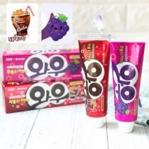 韓國CLIO&ORION WOW兒童專用牙膏(可樂、葡萄)