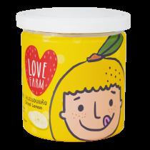 泰國新人氣 LOVE FARM 檸檬乾/辣味檸檬乾 (罐裝120G) 6罐組