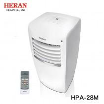 HERAN 禾聯 移動式冷氣3-5坪HPA-28M G01
