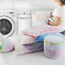 韓式6件套洗衣袋 洗衣袋護洗袋細網粗網加厚家庭套裝洗衣機洗衣服 媽媽幫手2色隨機出貨
