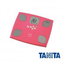 ★買四台現折800元★TANITA BC750-PK 十合一女性減重模式體組成計 體脂計 體重計(桃紅)