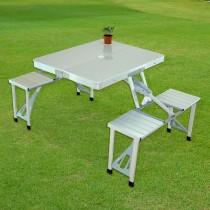 鋁合金折疊桌椅 行動派/烤肉/野餐桌/仲介洽談桌/休閒桌椅