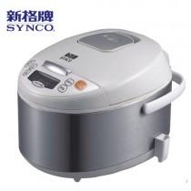 新格 10人份 微電腦 陶瓷 厚釜 電子鍋 SRC-1095C