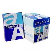 Double A影印紙 A4影印紙 70磅(白) 70A4DA-5(1箱5包 ) double a