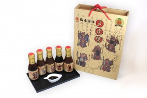 【禮盒】瑞春五虎醬禮盒
