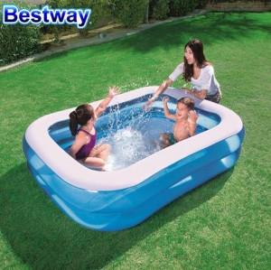 充氣泳池 無毒 耐沙 耐髒好清洗 充氣游泳池 耐磨耐用 戲水球池 海邊沙灘夏日戲水必備
