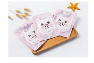 小豬貼式暖暖包 可愛造型貼式暖暖包 保暖神器 暖宮貼 發熱貼 熱敷貼 暖手寶