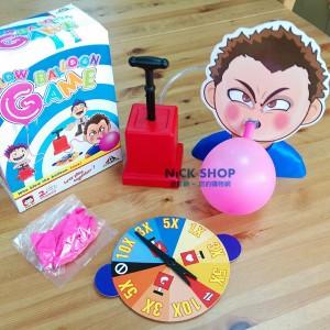 碰碰爆破氣球組.整人遊戲轉盤組 氣球遊戲組
