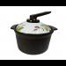 養生煲健康鍋   火鍋 鍋子 廚具 爐具 耐熱防燙 壓力鍋 蒸 炒 煮